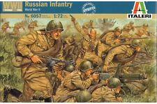 ITALERI 6057 1/72 Infanterie Russe – Russian Infantry - WWII