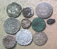 Lot 10 Psc,Medieval coins ,Silver ,n3