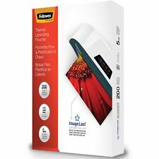 Fellowes, Inc Laminating Pouches 5mil Ltr 200/PK Clear 5245301
