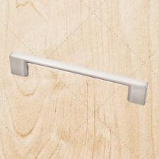 Kitchen Cabinet Hardware Square Bar Pulls ps35 Satin Nickel 128mm CC Handle