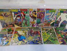 Strange Adventures 205-216 SET Nice/Sharp! 1967-1969 DC Comics (s 12201)