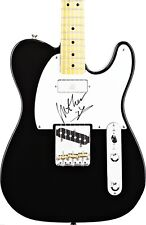 MIKE NESS SOCIAL DISTORTION HAND SIGNED AUTOGRAPHED ELECTRIC GUITAR RARE W/PROOF