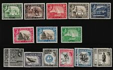 Pre Decimal,Middle East,Aden,Assorted Stamps,CV£60,MUH/MH,#1839