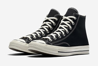 Converse Chuck 70 Classic High Top Men's Casual High Black Sneakers 162050C-001