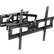 """Support mural tv muraux pivotant et inclinable LCD 3D LED 32-65 """" 80-163  cm"""