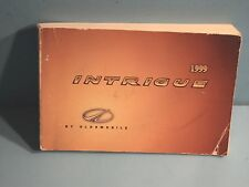 valuemanualsrus ebay stores rh ebay com 1998 oldsmobile intrigue owners manual 1998 oldsmobile aurora owner's manual