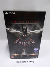 BATMAN ARKHAM KNIGHT LIMITED EDITION (SONY PS4) NUOVO NEW - VERSIONE ITALIANA
