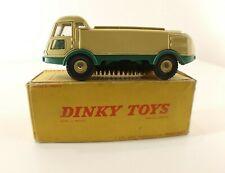 Dinky Toys boite repro 596 arroseuse balayeuse LMV