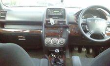 HONDA CRV CR-V MK II MK 2 INTERIOR BURL WOOD DASH TRIM KIT SET 03 2004 2005 2006