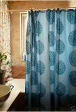 Unbranded Blue Shower Curtains