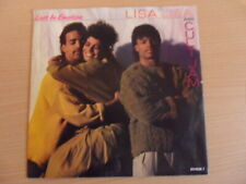 """LISA LISA AND CULT JAM  LOST IN EMOTION   7"""" VINYL"""