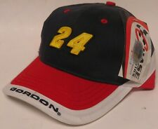 JEFF GORDON #24 Hook/Loop - Cap/Hat NASCAR