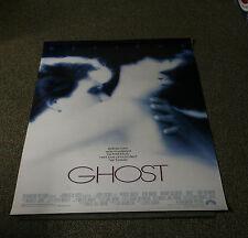GHOST - ROLLED ORIGINAL 1-Sheet 27x40 MOVIE FILM Poster 1990 - PATRICK SWAYZE
