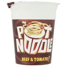 Pot Noodle Beef & Tomato Flavour (90g)