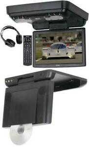 Boss DVD-10.2F Flip Down 10.2 Inch Monitor with DVD Player