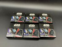 Star Wars Pins Collection Lot Of 6 Random Pins Brand New Max Limited