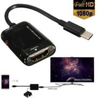 Adapter Cable USB 3.1 Type C Male to HDMI Female HDTV 1080P MHL for LeTV Useful