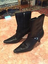 Women's Leather CIRCA HALF BOOTS SIZE 7