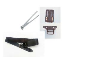 "Knipex 9914300 High Leverage Steel Fixer Nip 300mm  Leather Nip Holder + Belt 3"""