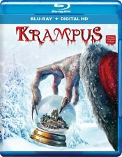 Krampus (Blu-ray Disc, 2016) *Brand New*