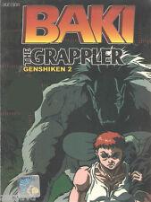 DVD Anime Baki The Grappler Genshiken 2 ( Eps. 1-24 End ) English Subtitle