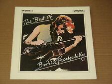 VARIOUS - THE BEST OF BRITISH ROCKABILLY   press TONPRESS (Poland)  RARE LP NM