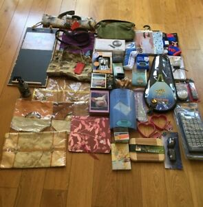 Wholesale Joblot Of New Gifts Clothes Hand Bags Kitchen And Bathroom Presents