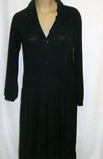 Twister: exclusiver Shirt Mantel schwarz in- und outdor tragbar Gr. 44 - 46 NEU
