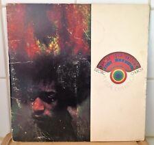 Original 1969 Jimi Hendrix Concert program Electric Church Tour Book Purple Haze