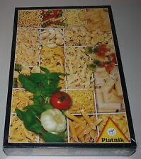 NEW sealed PASTA jigsaw puzzle by Piatnik - 1000 pieces
