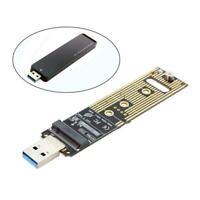 NVME M-Key M.2 SSD Externer PCBA Adapter mit Disk Case auf HQ USB GL 3.0 B1H5