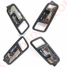 OEM Parts Inside Door Handle Front+Rear 4P Set For Chevrolet Epica/Tosca 2005-10