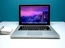 Apple Macbook Pro 13.3 Laptop 2011 *Year Warranty* Core i5 2.4Ghz 8GB RAM 750GB