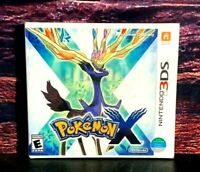 Pokemon X 3 DS - Nintendo 3DS - World Edition - Brand New - Sealed