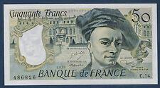 FRANCE - 50 FRANCS QUENTIN DE LA TOUR Fayette n°67.4 de 1979 en NEUF C.14 486826