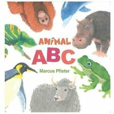 Animal ABC by Marcus Pfister (2013, Hardcover)