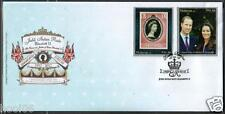 MALAYSIA 2012 Diamond Jubilee Royal Visit Prince William & Kate FDC