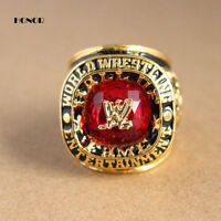 2008 WWE Hall OF FAME INDUCTION RING 24K GOLD PLATED