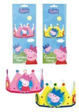 Maschere e cappelli Peppa Pig per feste e party