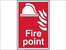 Scan - Fire Point - PVC 200 x 300mm