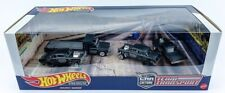 Hot Wheels Premium Set Black Hole Gassers Team Transport (cart)