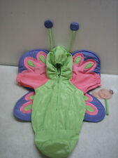 AMERICAN GIRL BITTY BABY BUTTERFLY COSTUME W/NET & WINGS