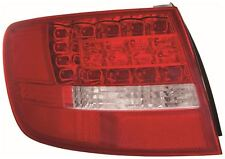 Audi A6 2008-2011 Avant Outer Wing LED Rear Tail Light Lamp N/S Passenger Left