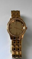 FOSSIL Women's Riley Rose- Gold Tone Stainless Steel Watch BQ1671
