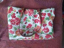 Dooney Bourke bag tote floral roses! Beautiful