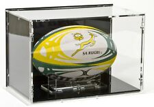 SORA Rugby Ball Case for Size 3 (small) with Black Base and Black Back-Panel