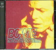 CD : David Bowie - The Singles Collection (2cd box)