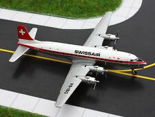 Swissair DC-6 (HB-IBO), 1:400 Gemini Jets
