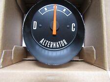 Mopar 70 Challenger Standard Dash Amp / Alternator  Meter Gauge 1970  NEW