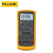 Fluke 87V True RMS Industrial AC DC 1000V Voltage Current Temperature Multimeter